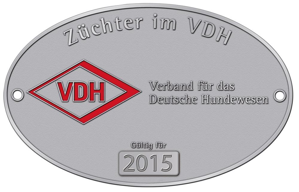 VDH-Plakette-2015